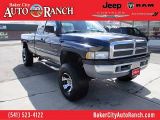 2001 Dodge Ram Pickup 2500 ST