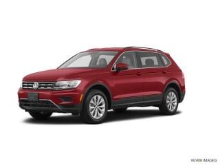 2019 Volkswagen Tiguan 2.0T SEL R-Line
