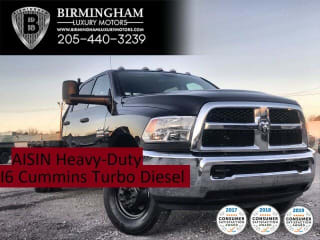 2018 Ram Chassis 3500 Tradesman