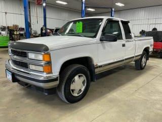 1998 Chevrolet C/K 1500 Series K1500 Silverado