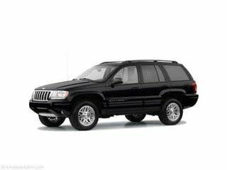 2004 Jeep Grand Cherokee Overland