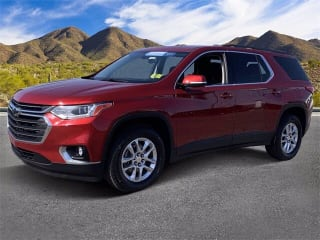 2019 Chevrolet Traverse LT Cloth