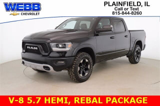 2019 Ram Pickup 1500 Rebel