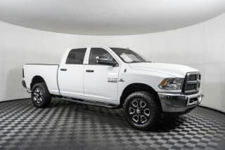 2018 Ram Pickup 3500 Tradesman