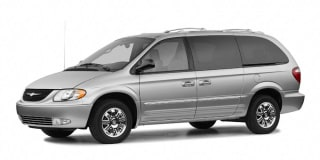 2004 Chrysler Town and Country EX