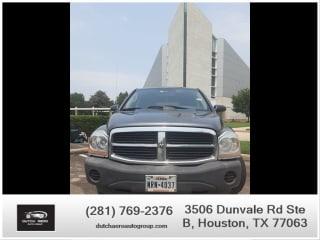 2004 Dodge Durango ST