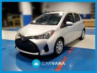 2017 Toyota Yaris 5-Door L