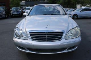 2003 Mercedes-Benz S-Class S 430