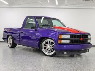1992 Chevrolet C/K 1500 Series C1500 454SS