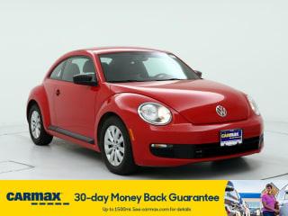 2015 Volkswagen Beetle 1.8T Classic PZEV