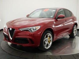 2019 Alfa Romeo Stelvio Quadrifoglio Base