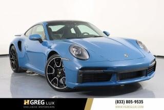 2021 Porsche 911