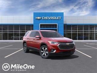 2021 Chevrolet Traverse LT Leather
