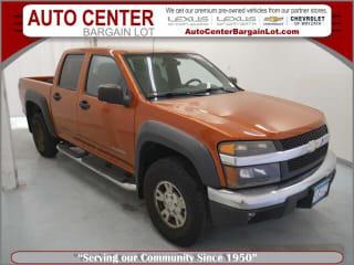 2005 Chevrolet Colorado Z85 LS Base