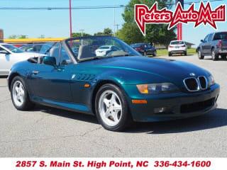 1996 BMW Z3 Base