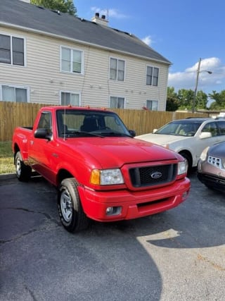 2004 Ford Ranger Edge