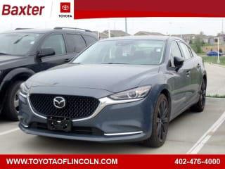 2021 Mazda Mazda6 Carbon Edition