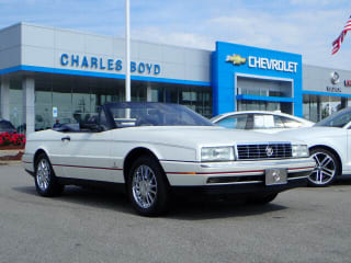 1992 Cadillac Allante Base