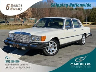 1980 Mercedes-Benz 300-Class