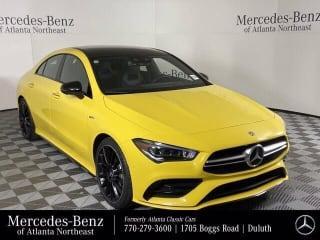 2020 Mercedes-Benz CLA AMG CLA 35