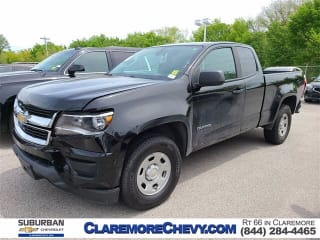2018 Chevrolet Colorado Work Truck
