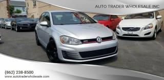 2015 Volkswagen Golf GTI SE