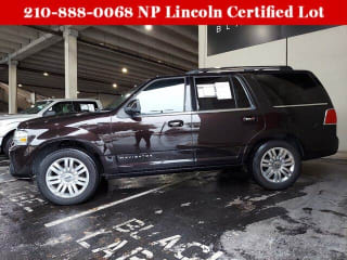 2013 Lincoln Navigator Base