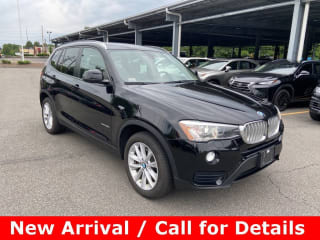2015 BMW X3 xDrive28d