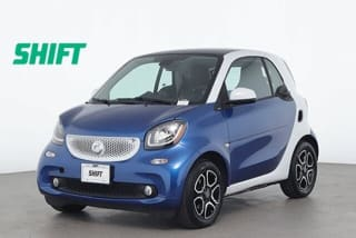 2016 Smart fortwo prime