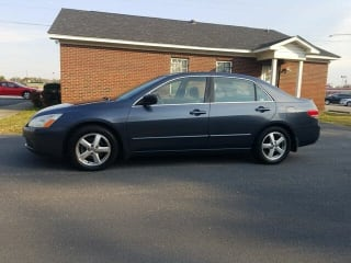 2003 Honda Accord EX w/Leather w/Navi