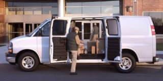 2005 Chevrolet Express Cargo