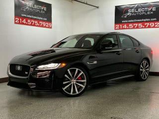 2018 Jaguar XF S