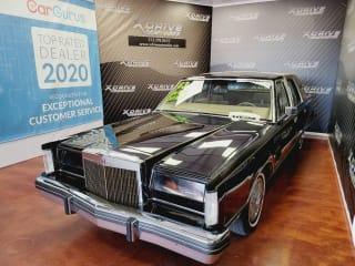 1983 Lincoln Mark VI Signature