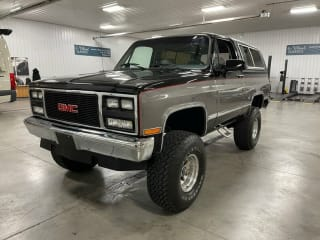 1991 GMC Jimmy