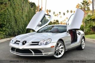 2005 Mercedes-Benz SLR