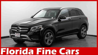 2019 Mercedes-Benz GLC GLC 350e 4MATIC