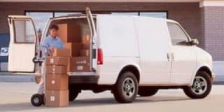 2005 Chevrolet Astro Cargo Base