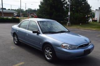 1998 Ford Contour
