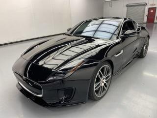 2018 Jaguar F-TYPE R-Dynamic