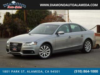 2011 Audi A4 2.0T quattro Premium Plus