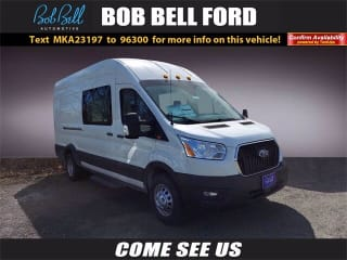 2021 Ford Transit Crew 350 HD