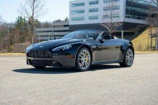 2012 Aston Martin V8 Vantage S Roadster