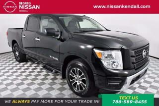 2021 Nissan Titan