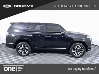 2019 Toyota 4Runner Limited
