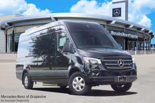2020 Mercedes-Benz Sprinter Passenger