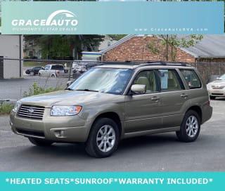 2008 Subaru Forester 2.5 X Premium Package