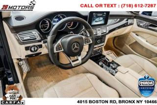 2017 Mercedes-Benz CLS AMG CLS 63 S