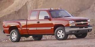 2004 Chevrolet Silverado 1500 Z71