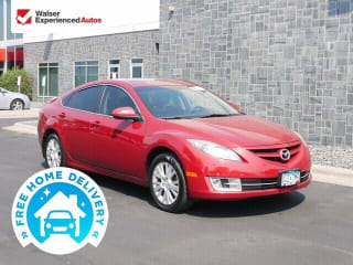 2010 Mazda Mazda6 i Touring Plus