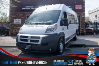2015 Ram ProMaster Cargo 3500 159 WB